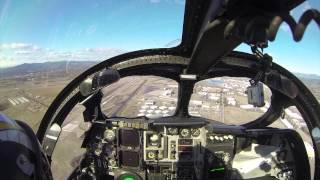 "EA-6B Prowler Flight to PCAM ""extended rock version"""