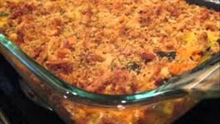 Zucchini Casserole (recipe In Description)