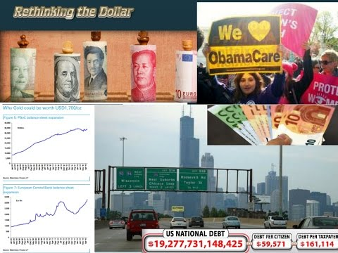 RTD News: New World Money, Obamacare & Basic Income