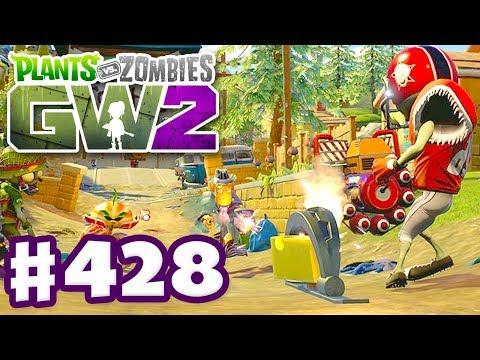 Devious Cheese - Plants vs Zombies: Garden Warfare 2 - Gameplay Part 428 PC