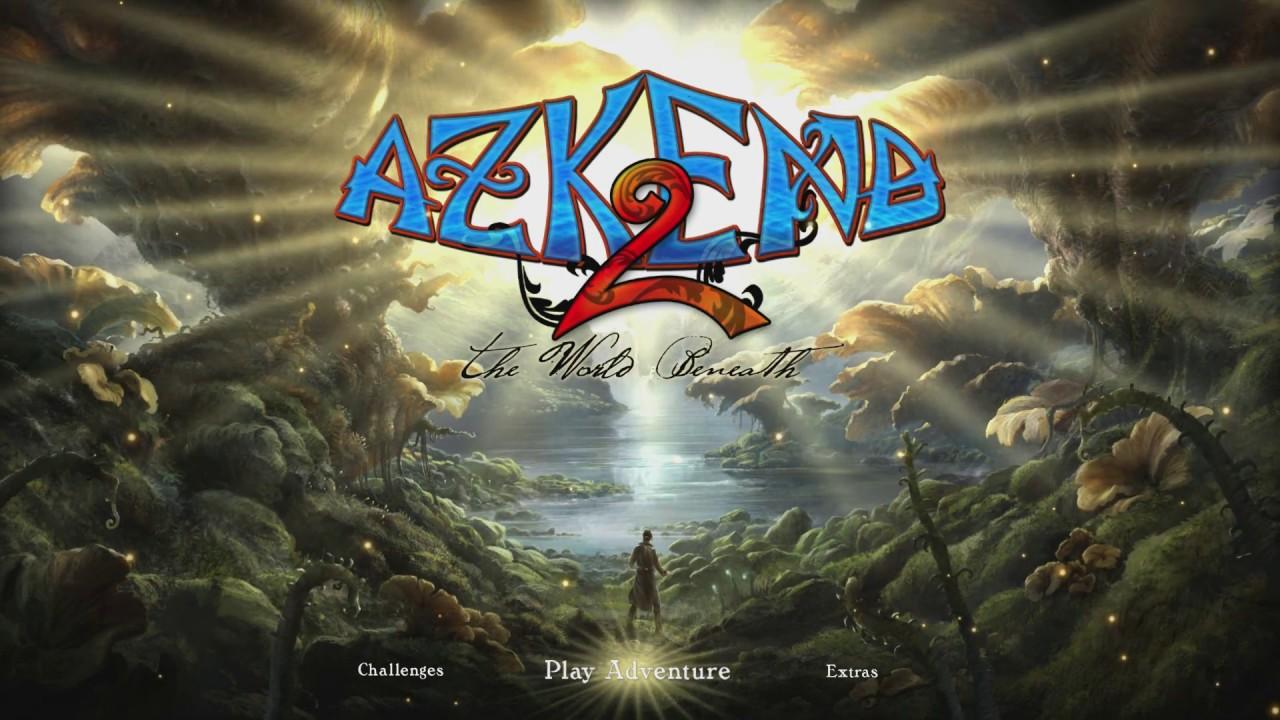 Download Azkend 2: The World Beneath GamePlay | PS4 | - * Medals Challenge * [Part 4]