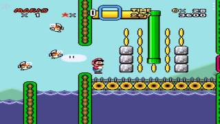Super Mario World - The Most Pointless Hack Ever