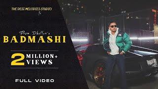 Badmashi   Prem Dhillon   Pehla Kiti Badmashi Putt Rajj K   Latest Punjabi Songs 2020, Punjabi Music