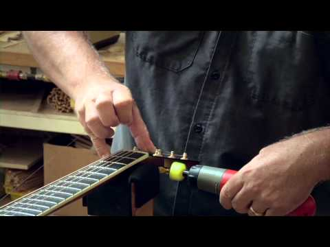 How To Restring Your Guitar? - Taylor Guitars