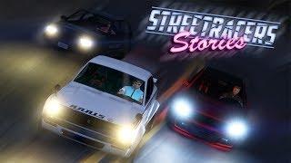 STREET RACERS STORIES \ Истории уличных гонщиков - Короткометражный фильм GTA 5 Online