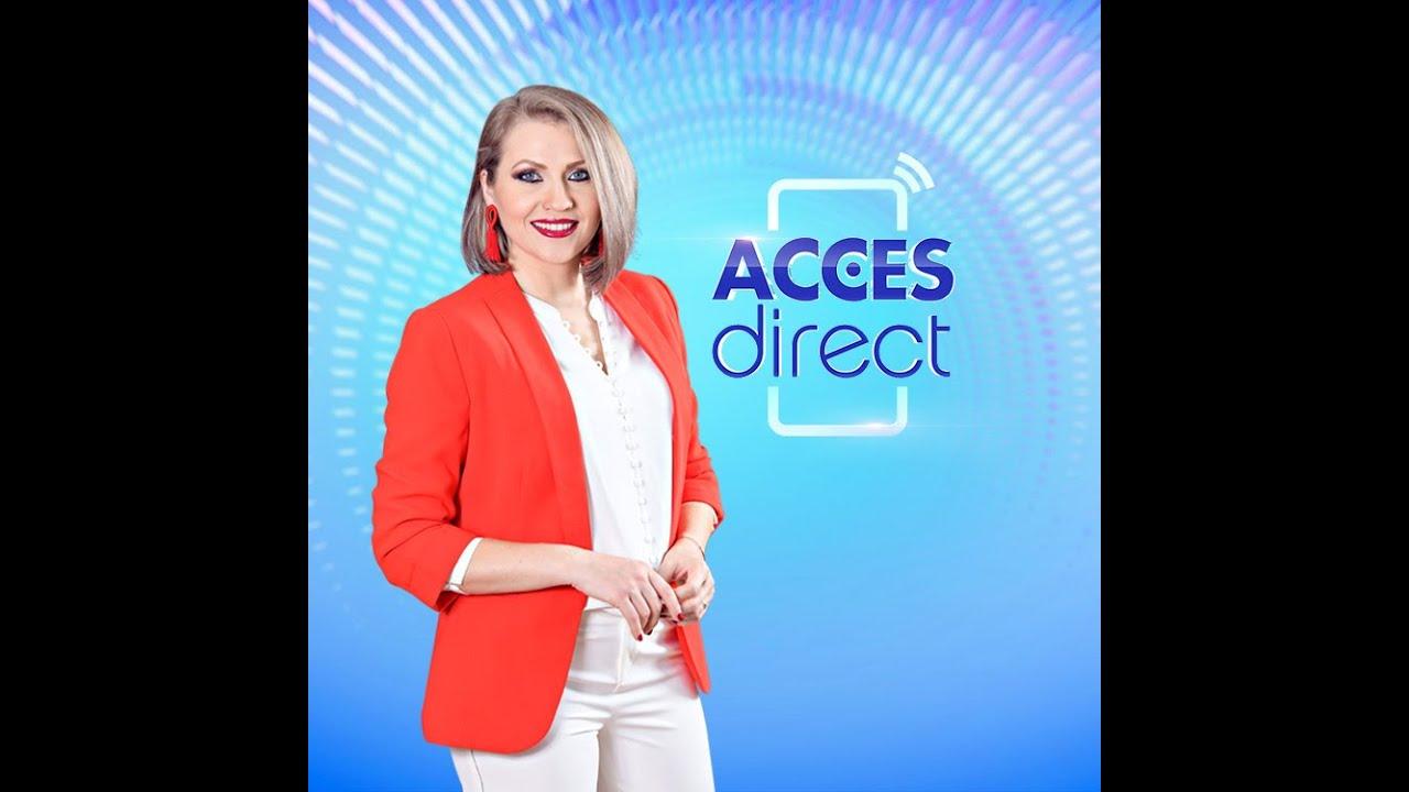 Acces Direct | LIVE | Mirela Vaida ne prezintă principalele subiecte ale zilei