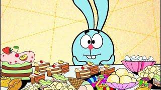 Еда! Исправительное питание + Мультиповар | Смешарики Пин-код. Обучающие мультфильмы
