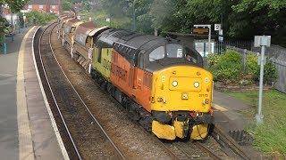 Colas 37175 tnt 37219 6C37 Crewe Basford Hall--Llanwrtyd 9.6.17  4K