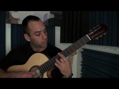 Chris Brown - Deuces Guitar Lesson Tutorial (Esteban Dias)