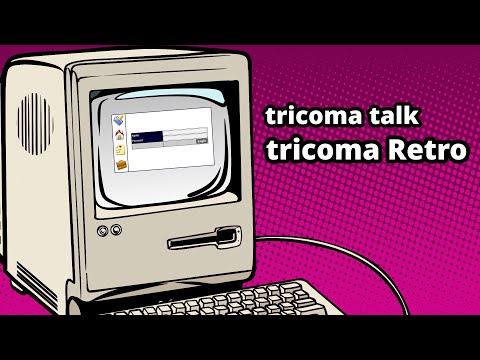 tricoma Talk 003 - Retro Version von tricoma - Der Vergleich: früher und heute.