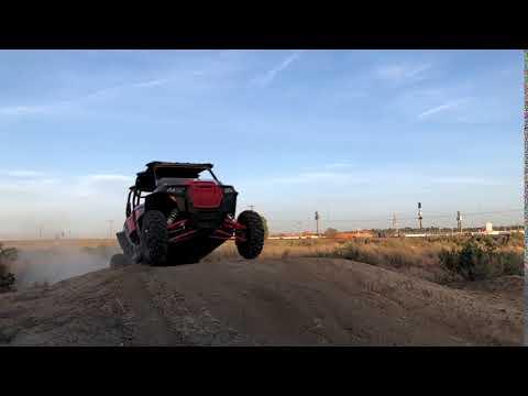 RZR XP4 Dynamix - Small Slow Motion Jump