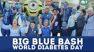 Big Blue Bash Video | World Diabetes Day