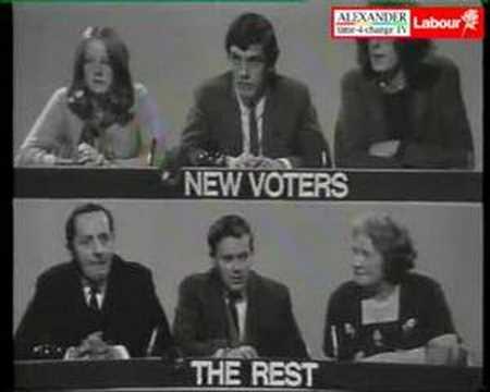 UK Labour Party Political Broadcast - Mar 1970