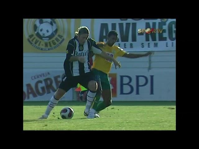Goal | Golo Nani: CD Nacional 0-(1) Sporting (Liga 06/07 #2)