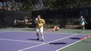 Dimitar Tennis Academy - High Performance Tennis Fitness Program #2
