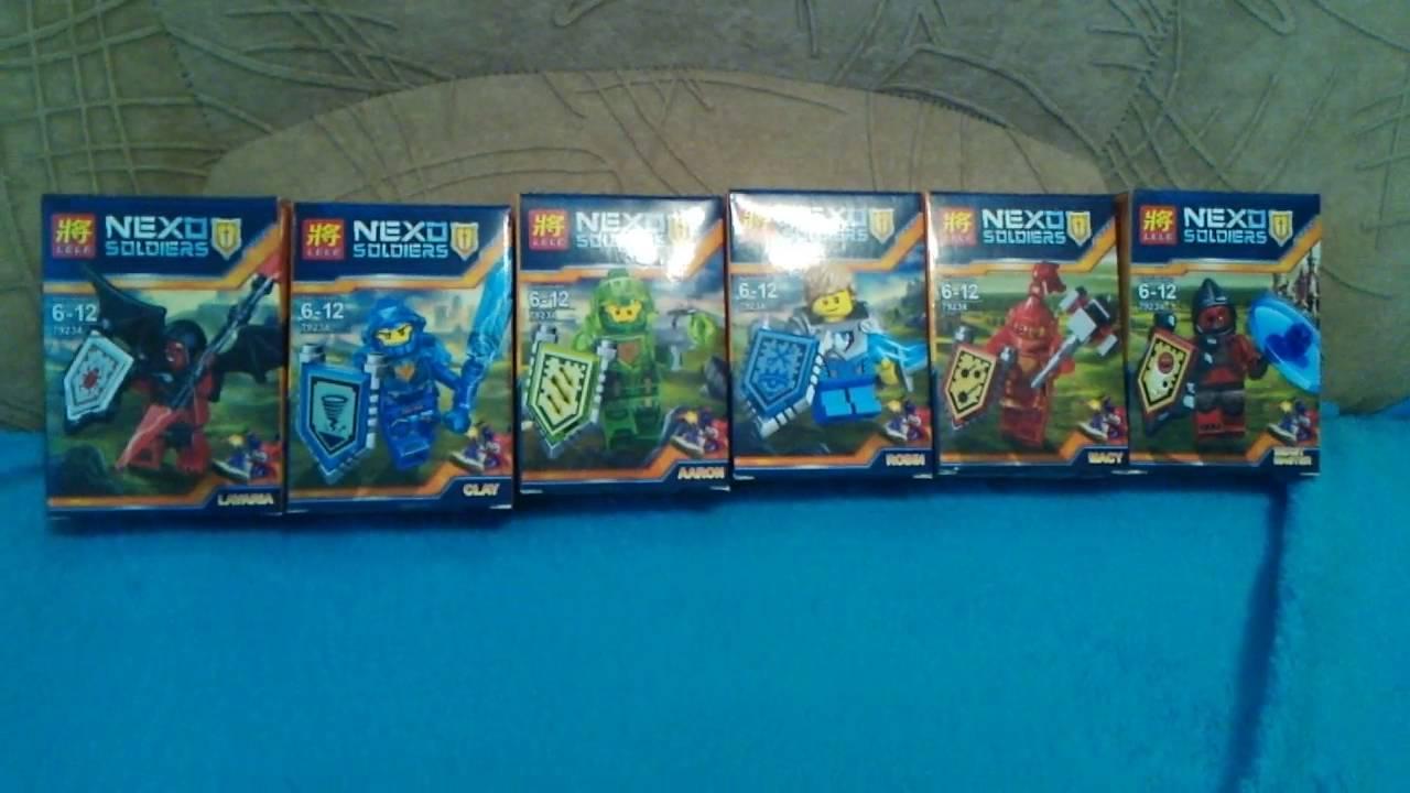 Обзор Лего - Джестро Мобиль - Лего Нексо Найтс - Lego Nexo Knights .