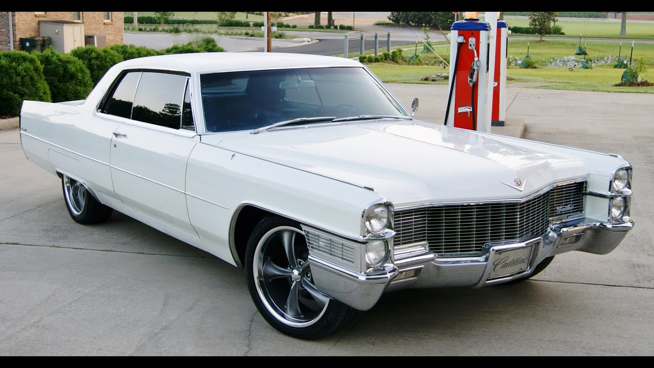 1965 cadillac coupe deville for sale or trade youtube. Cars Review. Best American Auto & Cars Review