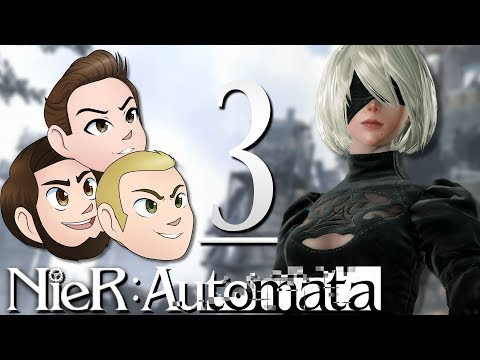 NieR Automata: Pranked - EPISODE 3 - Friends Without Benefits