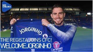 OFFICIAL: JORGINHO JOINS CHELSEA FROM NAPOLI || WELCOME JORGINHO