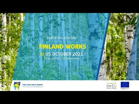 Find a job at Finland Works event