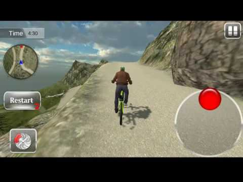 OffRoad Bicycle Rider Game - A Game By TimeDotTime Studio