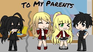 Download To My Parents | Gacha Life Music Video | GLMV Mp3