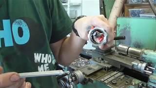 Обзор и замена барабана втулки Shimano 600