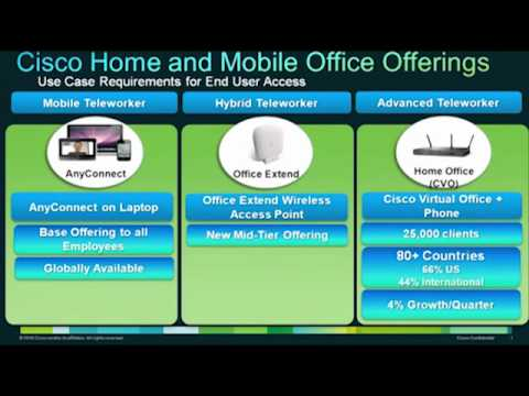 Telecommuting --- Executive Overview