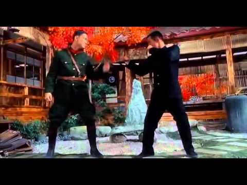 Jet Li's Fist of Legend 1994 Jet Li vs Billy Chow Entire Last Scene And Last Fight |