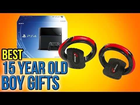10 Best 15 Year Old Boy Gifts 2016
