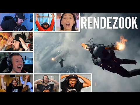 The Community REACTS to the BATTLEFIELD 2042 RENDEZOOK [Compilation]