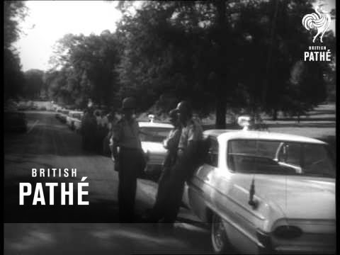 Trouble Brews In Mississippi (1962)