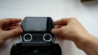 PSP go review 1\3