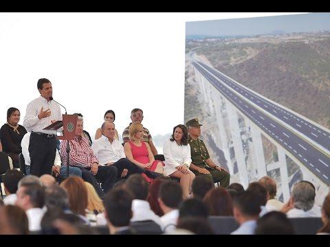 """Inauguración del Macro Libramiento de Querétaro """"Centenario de la Constitución"""""""