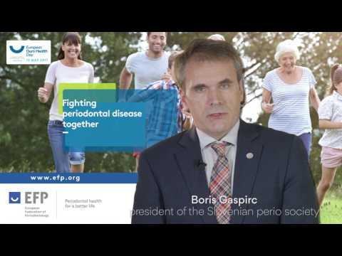 Gaspirc presents the European Gum Health Day 2017 in Slovenia