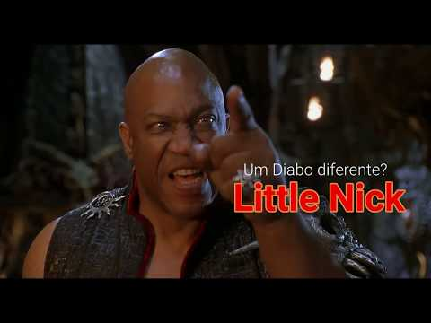 Little Nick Um Diabo diferente- Cenas 8