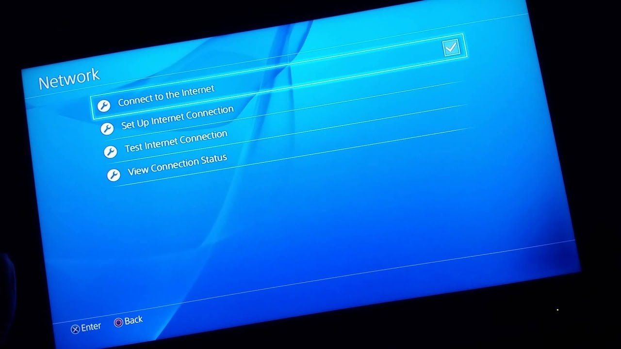 How to connect Ps4 to wifi trick way