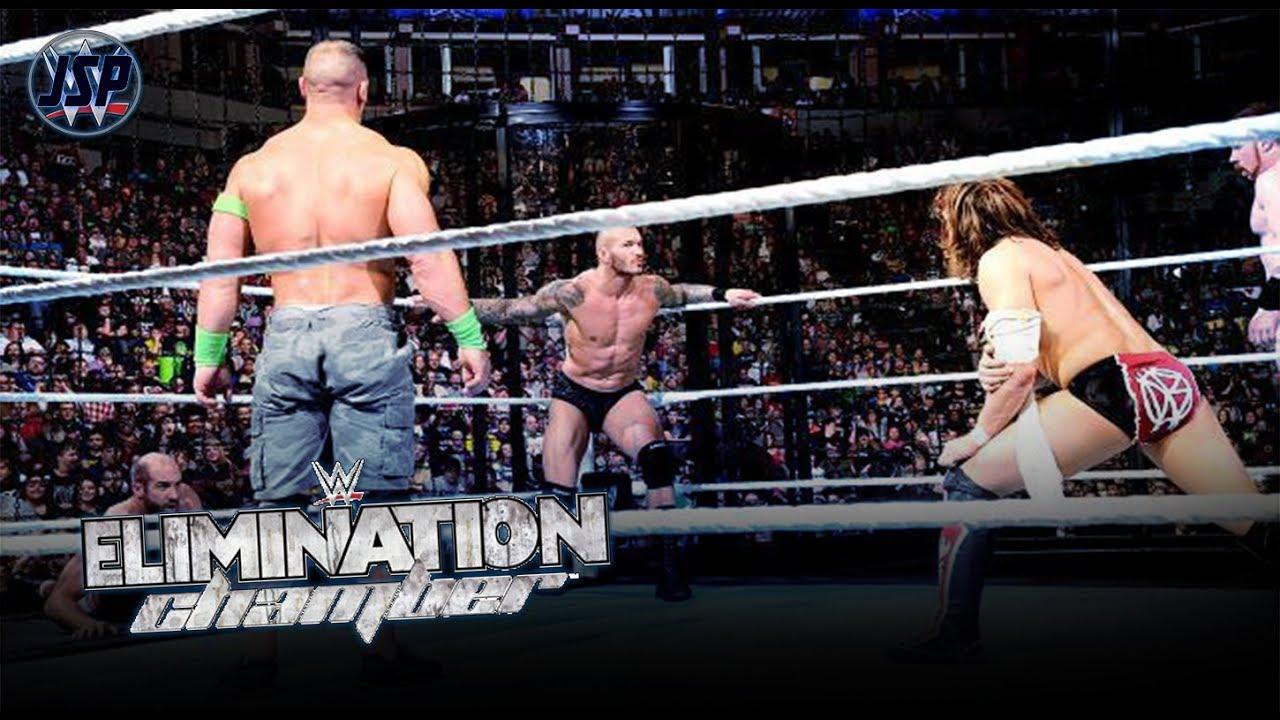 Download WWE Elimination Chamber •WWE World Heavyweight Championship Match• Highlights HD