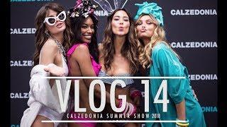VLOG #14 CALZEDONIA SUMMER SHOW