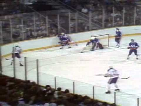 Game 1 1983 Stanley Cup Final New York Islanders at Edmonton Oilers