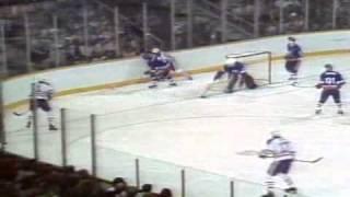 Game 1 1983 Stanley Cup Final New York Islanders at Edmonton Oilers