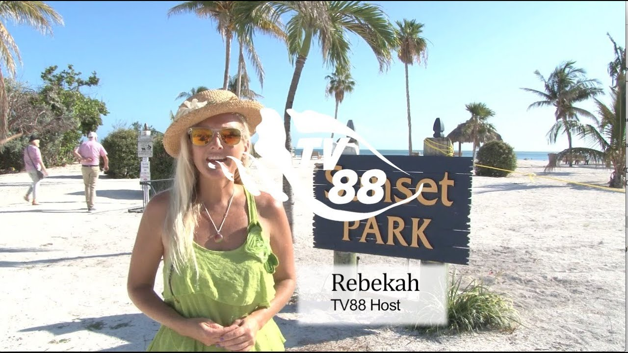 Chris Moonis Key Colony Beach City Administrator Talks On Camera With Tv88 Rebekah In The Keys