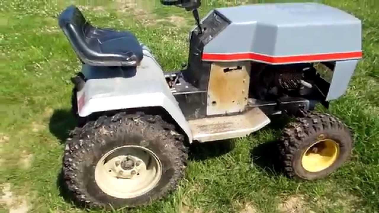medium resolution of sears craftsman ytv 16 yard tractor you
