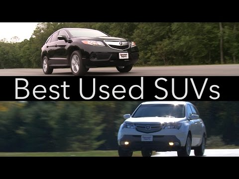 Consumer Reports 2015 Best Used SUVs | Consumer Reports