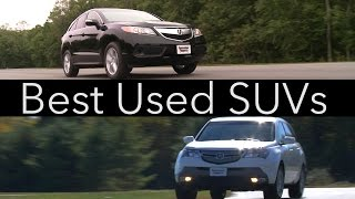 Consumer Reports 2015 Best Used SUVs | Consumer Reports