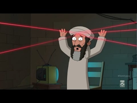 Download Family Guy - Funniest Moments #3 (Osama bin laden repents and goes to heaven)