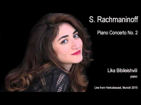 Lika Bibileishvili - Rachmaninoff. Piano Concerto c minor, 1 mov.