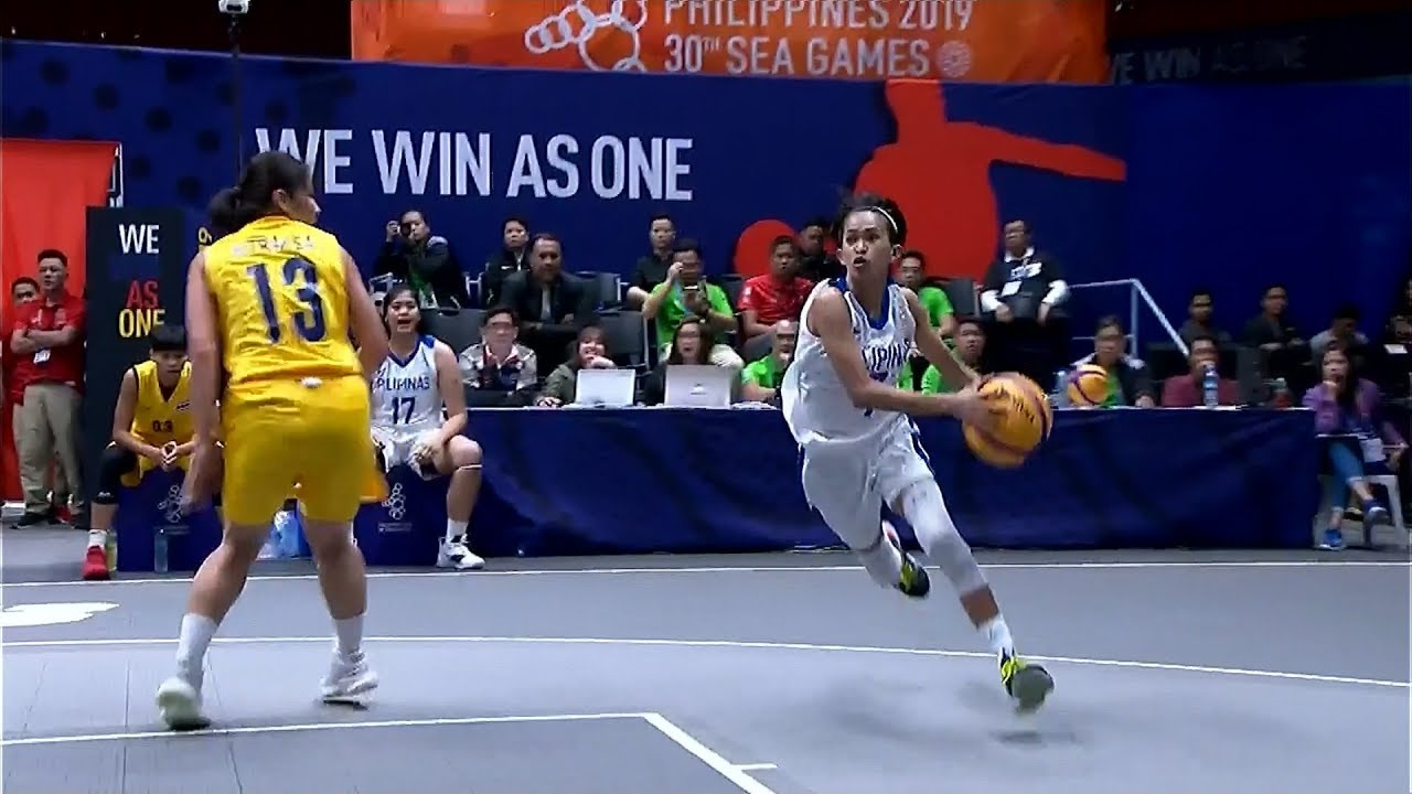 Full Game Philippines Vs Thailand 3x3 Basketball W