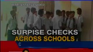 UP: After kid stabbed, surprise checks across schools; Scissors, blade common items found in bags
