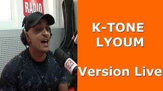 K-TONE Avec Momo - LYOUM ( Version Live )